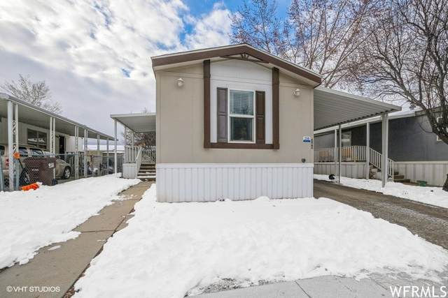 260 E Crescent Way S #210, Sandy, UT 84070 (MLS #1726325) :: Summit Sotheby's International Realty
