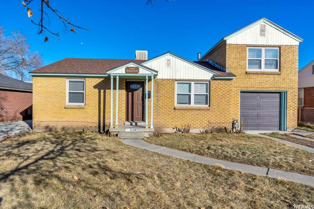 1249 S Montgomery St W, Salt Lake City, UT 84104 (MLS #1726327) :: Summit Sotheby's International Realty