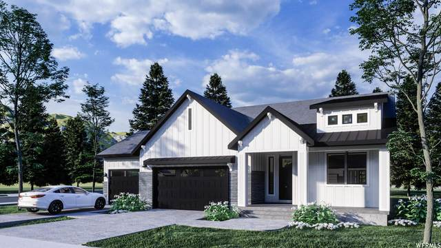 1305 N Trinnaman Ln. E #21, Lehi, UT 84043 (#1726356) :: Black Diamond Realty