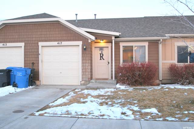 417 S 1250 E, Hyrum, UT 84319 (#1726369) :: Red Sign Team