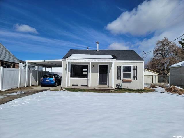 102 W Lester Ave S, Murray, UT 84107 (#1726386) :: C4 Real Estate Team