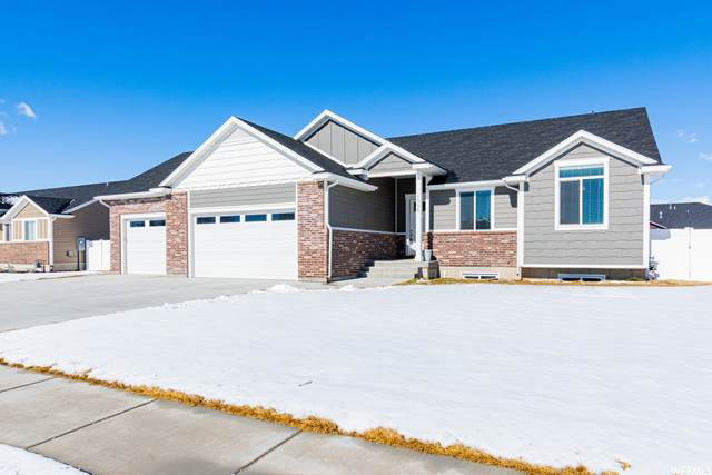 1095 E 250 S, Tremonton, UT 84337 (MLS #1726396) :: Summit Sotheby's International Realty