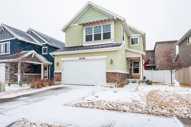 13292 S Herriman Rose Blvd W #11, Herriman, UT 84096 (#1726401) :: Big Key Real Estate