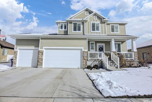 6850 Canyon Meadows Dr, South Weber, UT 84405 (#1726413) :: RE/MAX Equity