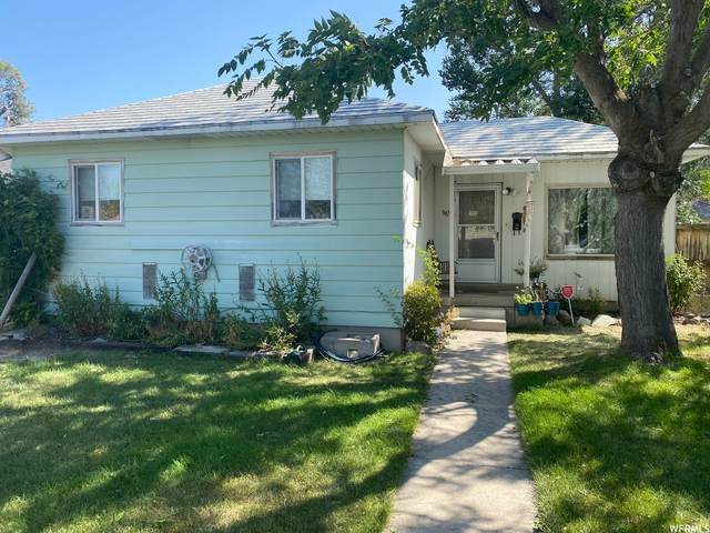 965 S Pueblo St W, Salt Lake City, UT 84104 (MLS #1726414) :: Summit Sotheby's International Realty