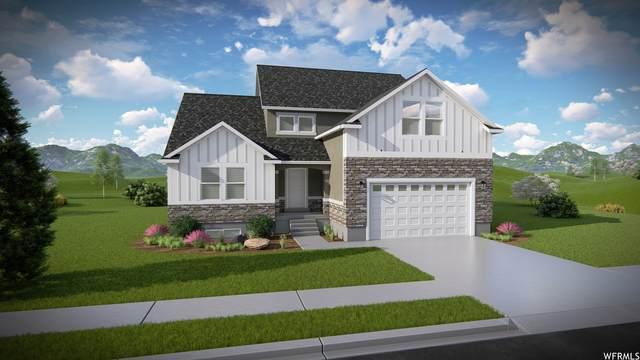 255 E Logan Peak Dr #1115, Eagle Mountain, UT 84005 (#1726416) :: Berkshire Hathaway HomeServices Elite Real Estate