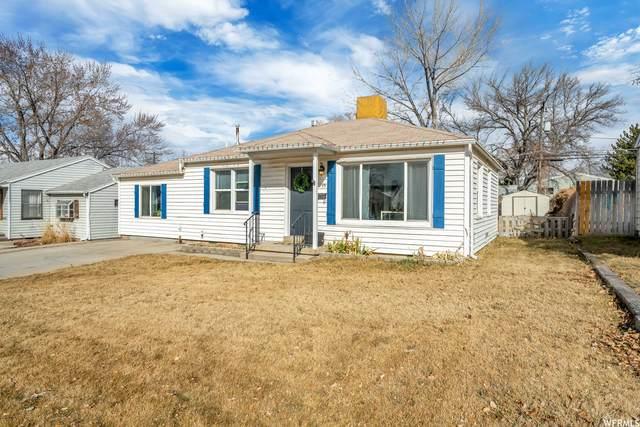 55 E Maple Ln, Pleasant Grove, UT 84062 (#1726419) :: Utah Dream Properties