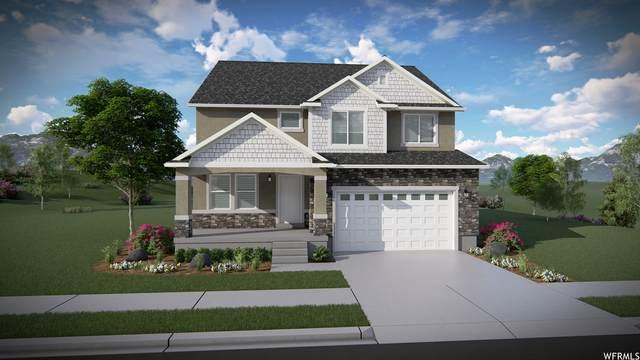 244 E Logan Peak Dr #1122, Eagle Mountain, UT 84005 (#1726420) :: Berkshire Hathaway HomeServices Elite Real Estate