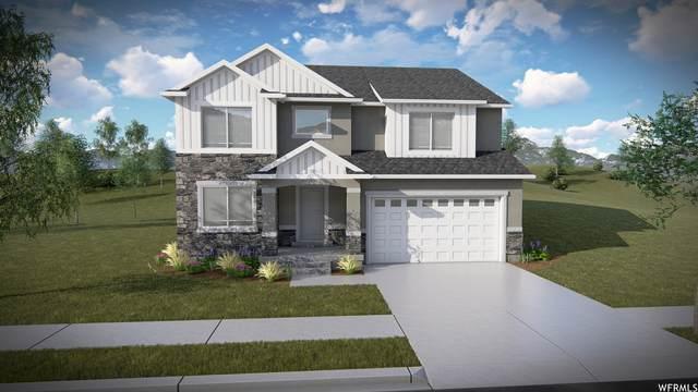4746 N Gunsight Peak Dr #1114, Eagle Mountain, UT 84005 (#1726424) :: Berkshire Hathaway HomeServices Elite Real Estate