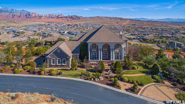 1496 N Harvard Ave W, Washington, UT 84780 (#1726432) :: Villamentor