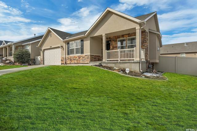 13708 S Daggerwing Way, Riverton, UT 84096 (#1726448) :: Big Key Real Estate
