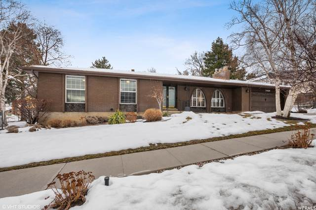 3469 E Summerhill Dr S, Cottonwood Heights, UT 84121 (#1726450) :: Livingstone Brokers