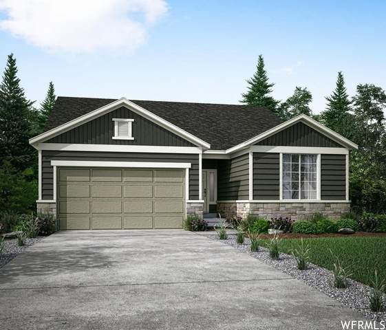 7076 W Largo Vista Dr S #226, West Valley City, UT 84081 (MLS #1726463) :: Summit Sotheby's International Realty