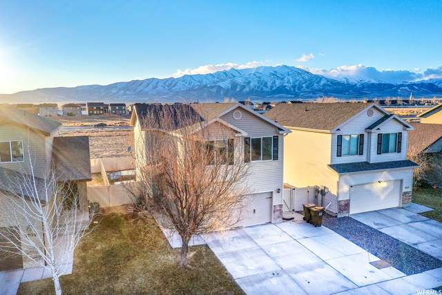 3717 N Tumwater West Dr W, Eagle Mountain, UT 84005 (MLS #1726471) :: Summit Sotheby's International Realty