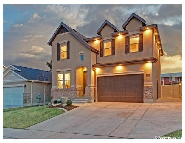 2743 W Harker View Ln S, Taylorsville, UT 84129 (#1726472) :: Red Sign Team