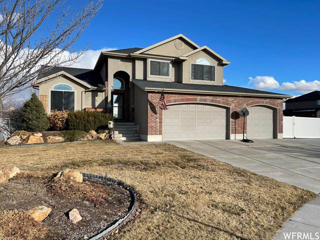 1815 S 2210 W, Syracuse, UT 84075 (#1726485) :: Utah Dream Properties