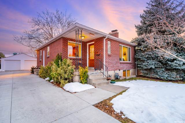 848 E 2700 S, Salt Lake City, UT 84106 (#1726498) :: goBE Realty