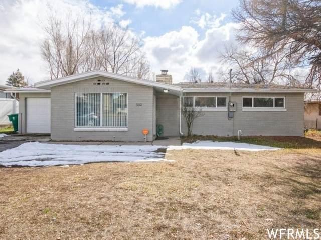 552 E 4500 S, Salt Lake City, UT 84107 (#1726505) :: Utah Dream Properties