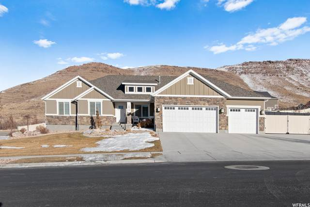 14813 S Cedar Butte Dr, Herriman, UT 84096 (#1726506) :: Bustos Real Estate | Keller Williams Utah Realtors