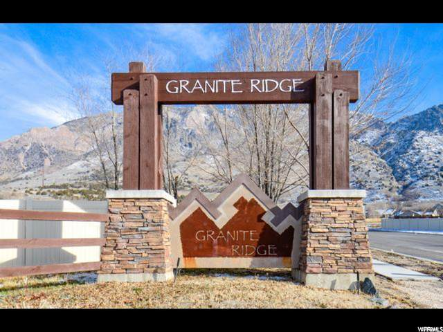 332 E Saddleback Rd Lot 42 #42, Willard, UT 84340 (#1726518) :: Colemere Realty Associates