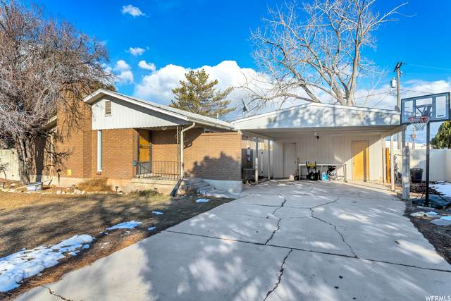 4849 S Marianna Dr W, Salt Lake City, UT 84118 (MLS #1726521) :: Summit Sotheby's International Realty