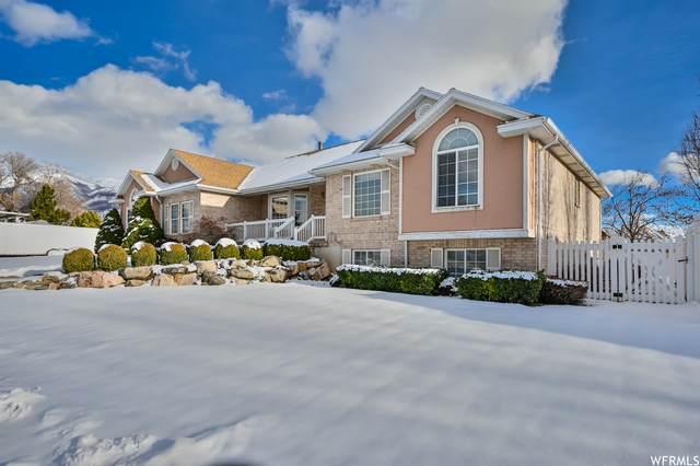 1336 E Indian Springs Cir, Layton, UT 84040 (#1726523) :: Utah Dream Properties