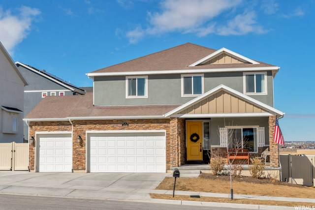4342 W Lower Meadow Dr, Herriman, UT 84096 (MLS #1726528) :: Summit Sotheby's International Realty