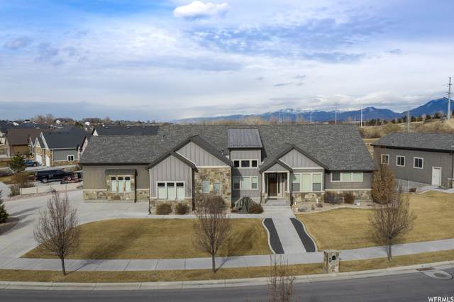 1010 W Lazy Water S, South Jordan, UT 84095 (#1726532) :: goBE Realty