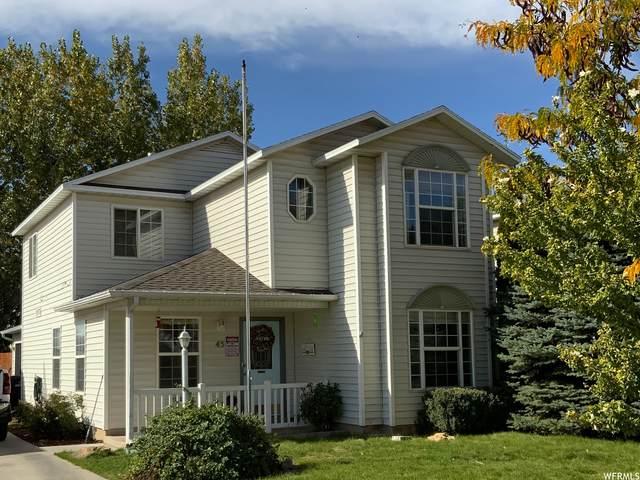 45 N 630 W, Spanish Fork, UT 84660 (MLS #1726602) :: Summit Sotheby's International Realty