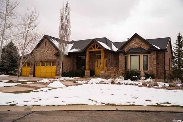819 N Valley Cir, Elk Ridge, UT 84651 (MLS #1726607) :: Summit Sotheby's International Realty