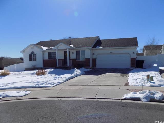 6093 W August View Cir S, West Jordan, UT 84081 (#1726617) :: Red Sign Team