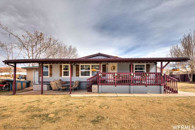 1141 E Holyoak Ln, Moab, UT 84532 (MLS #1726620) :: Summit Sotheby's International Realty