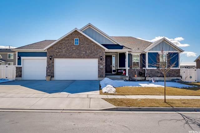 1365 W 600 S, Syracuse, UT 84075 (#1726622) :: Powder Mountain Realty