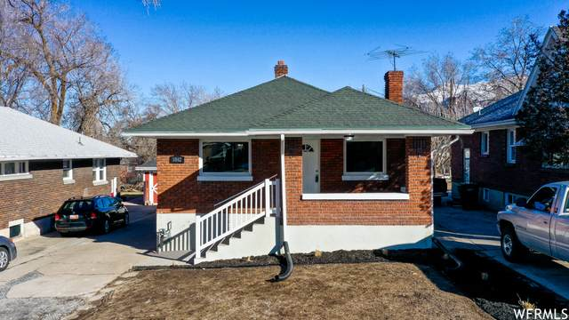 1062 E 28TH ST, Ogden, UT 84403 (MLS #1726637) :: Summit Sotheby's International Realty