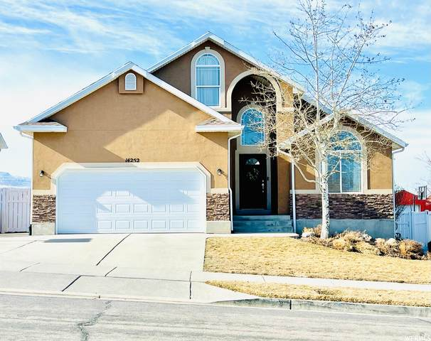 14252 S Crown Rose Dr, Herriman, UT 84096 (#1726645) :: Bustos Real Estate | Keller Williams Utah Realtors
