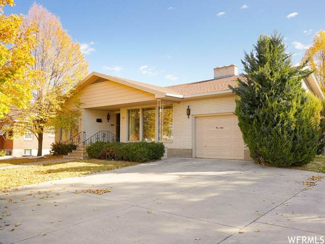 460 N 300 E, Logan, UT 84321 (#1726650) :: The Lance Group