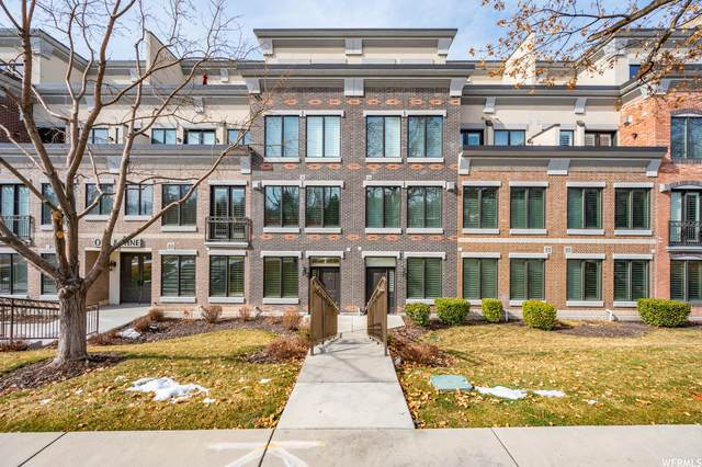 88 S 900 E #117, Salt Lake City, UT 84102 (#1726652) :: The Perry Group