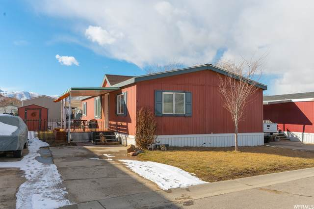 3762 S Deer Valley Dr W #127, Magna, UT 84044 (#1726653) :: Red Sign Team