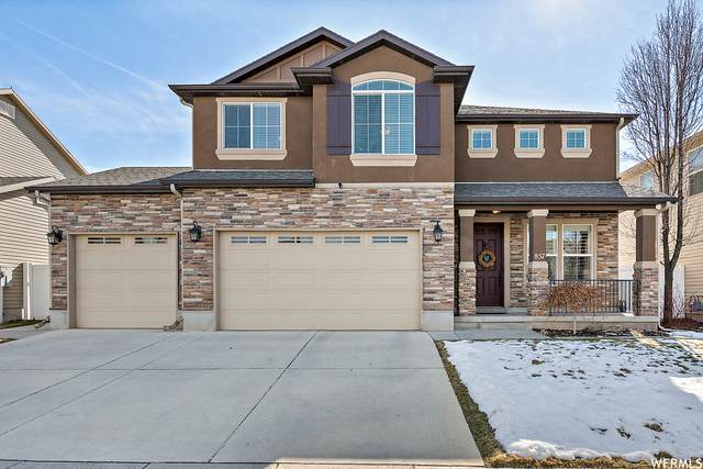 857 W Cambridge Dr N, North Salt Lake, UT 84054 (MLS #1726656) :: Summit Sotheby's International Realty