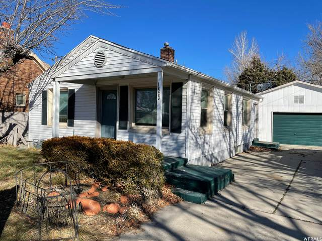 1423 E Vine St, Salt Lake City, UT 84121 (#1726659) :: Livingstone Brokers