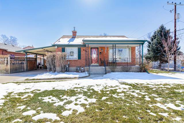 929 Goddard St, Ogden, UT 84403 (MLS #1726662) :: Summit Sotheby's International Realty