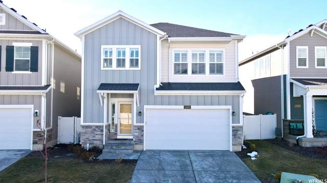 2499 N Wister Lane Ln W, Lehi, UT 84043 (#1726667) :: Utah Dream Properties
