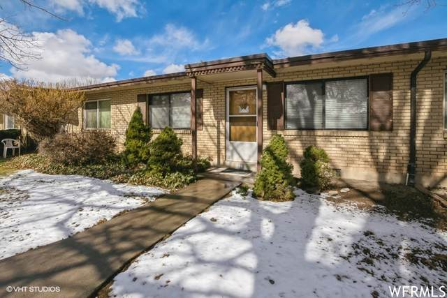 3525 W Ridge Dr S #56, West Valley City, UT 84119 (#1726671) :: Big Key Real Estate