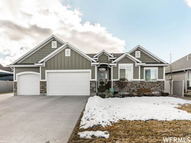 567 W 2010 S, Syracuse, UT 84075 (#1726672) :: Big Key Real Estate