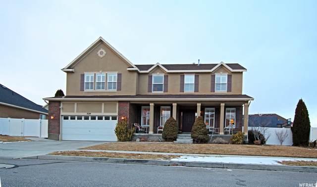 5124 W Cloudywing Way S, Riverton, UT 84096 (#1726676) :: Big Key Real Estate
