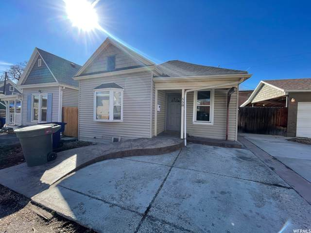558 S Windsor St E, Salt Lake City, UT 84102 (#1726677) :: goBE Realty