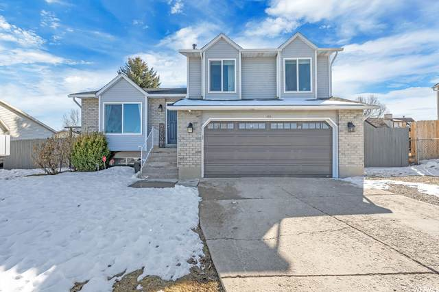 5213 W 6600 S, West Jordan, UT 84081 (MLS #1726681) :: Summit Sotheby's International Realty