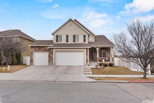 4166 W Red Orchard Way, West Jordan, UT 84084 (#1726696) :: Bustos Real Estate | Keller Williams Utah Realtors