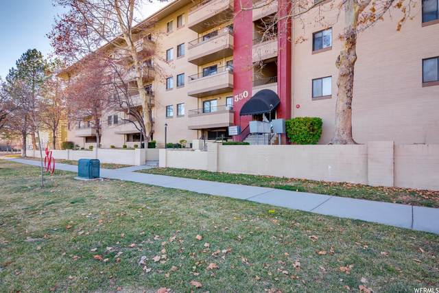 550 S 400 E #3109, Salt Lake City, UT 84111 (#1726698) :: The Perry Group