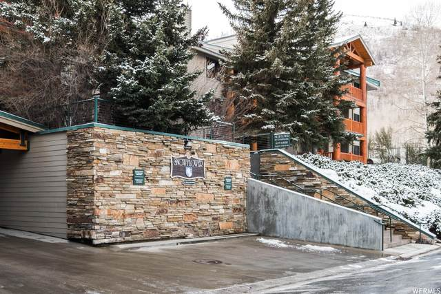 405 Silver King Dr #105, Park City, UT 84060 (#1726755) :: Utah Dream Properties